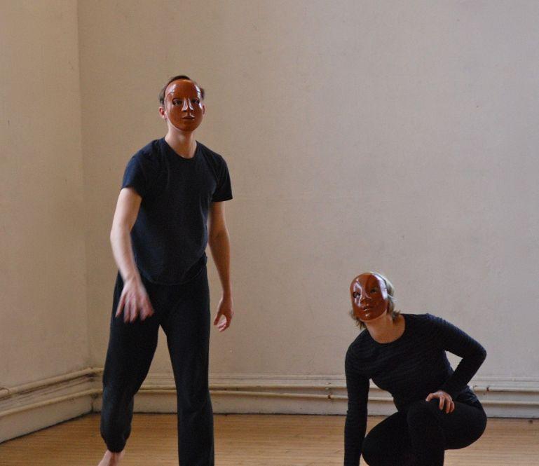 Actors - Neutral Mask Posture